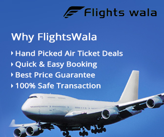 Book Flight Tickets to Meghauli